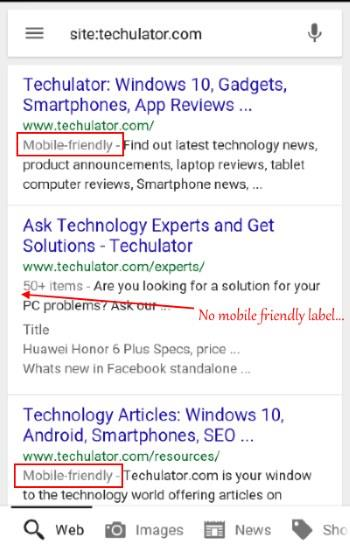 how to change how google shows your website